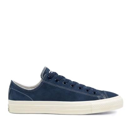 Converse CONS Suede Toe CTAS Pro Low Top Shoes - Obsidian / Egret