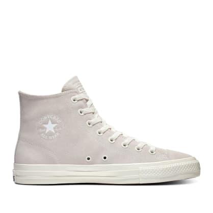 Converse CONS CTAS Pro High Top Shoes - Egret / Egret / Gum