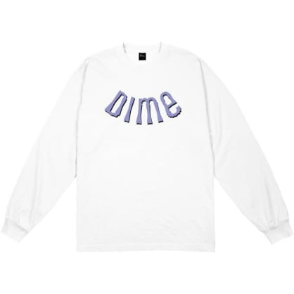 DIME WHIRL L/S SHIRT