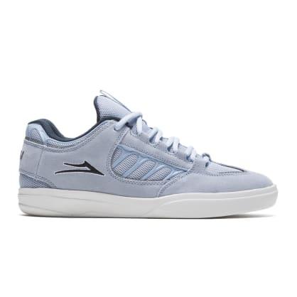 Lakai Carroll Suede Skate Shoes - Light Blue