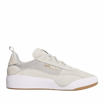 adidas Skateboarding Liberty Cup Shoes - FTWR White / Gum 4 / Gold Metallic