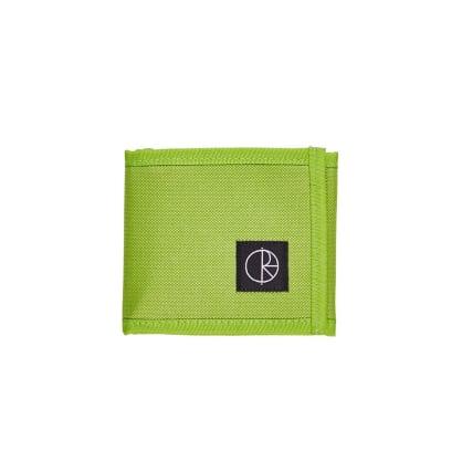 Polar Cordura Wallet - Lime
