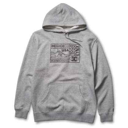 DC Shoes - 98 Lynx Pullover Reserve Hoodie