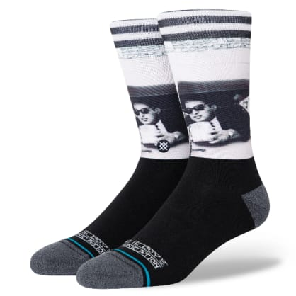 Stance Socks - Stance Ill Communications Socks | Black