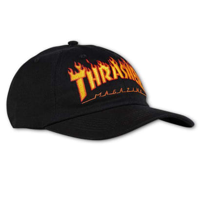 Thrasher Flame Old Timer Hat