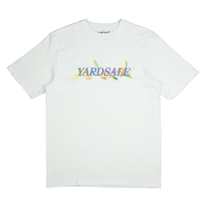 Yardsale Floral T-Shirt - White