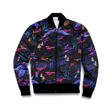 """Life's a Beach x Need of Speed """"Psyche Tropic"""" Track Top"""
