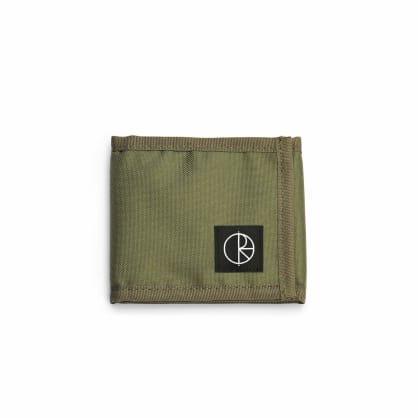 Polar Skate Co. Cordura Wallet - Olive Green