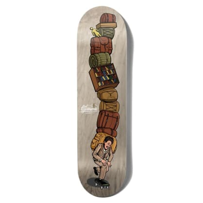 Girl Skateboards Bennet Emotional Baggage Deck 8.125