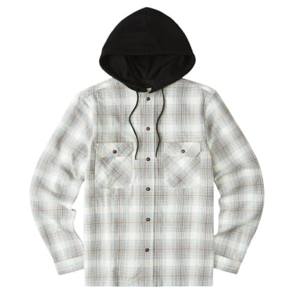 Element Wentworth Hooded Flannel