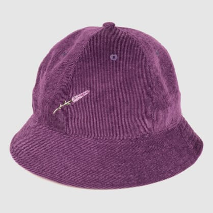 "PASS~PORT ""LAVENDER"" BUCKET CAP PURPLE"
