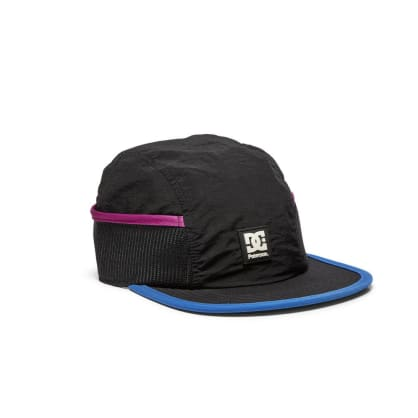 DC Shoes x Paterson Hiker Hat - Black