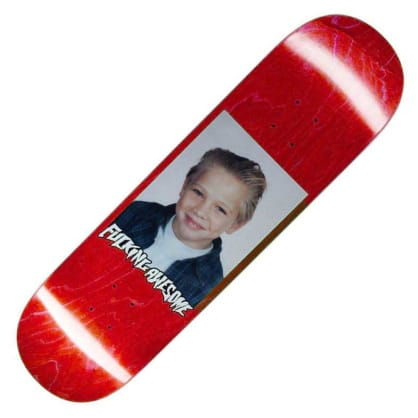 """Fucking Awesome Vincent Touzery Class Photo deck (8.5"""")"""