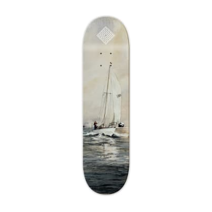 """The National Skateboard Co. - The National Skateboard Co. - Resail - Medium Concave - 8.5"""""""