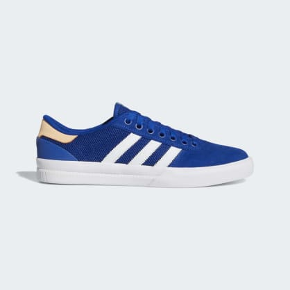 Adidas Lucas Premiere Shoes - Collegiate Royal/Cloud White/Glow Orange
