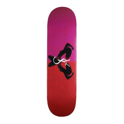 Yardsale Utopia Ruby Skateboard Deck - 8.3""