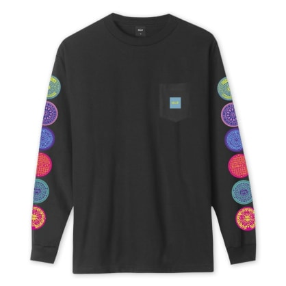 HUF Sewer Pocket Longsleeve Tee