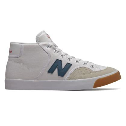 New Balance Numeric 213 Skateboard Shoe - White/Blue