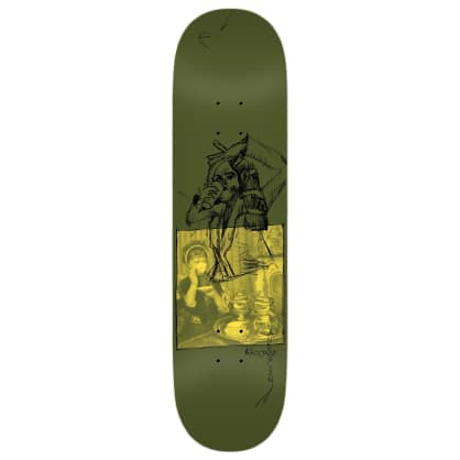 KROOKED ANDERSON TEA TIME DECK - 8.38