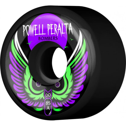 Powell Peralta Skateboard Wheels Bomber III 85a 60mm