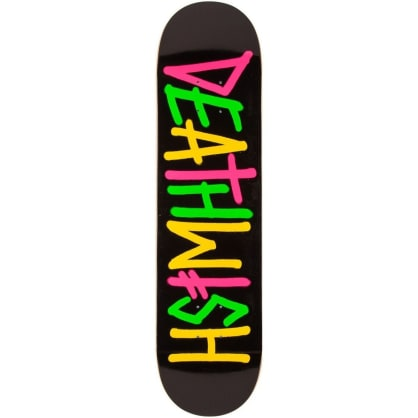 Deathwish Deathspray Multi OG Deck 8.25""