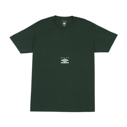 Grand Collection x Umbro T-Shirt - Forest Green