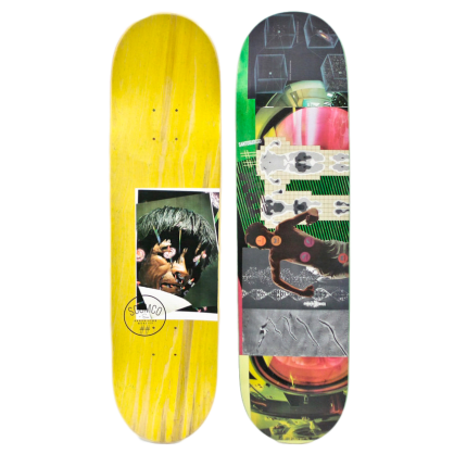 """Scumco & Sons Philly Santosuosso SMP Skateboard Deck - 8.06"""""""