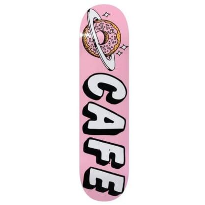 """Skateboard Cafe Planet Donut Pink Deck - 8.25"""""""