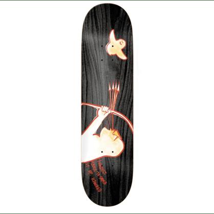 "Krooked Skateboards Deck Worrest Archur Multi 8.06"""