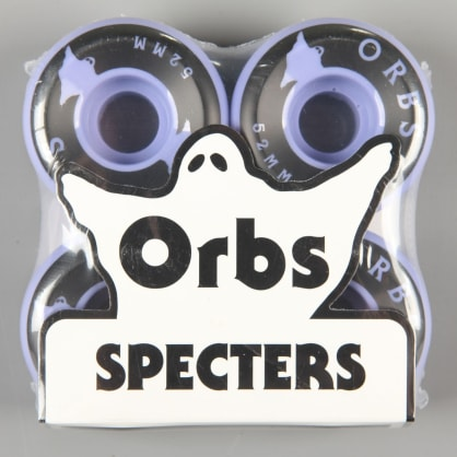 Orbs 'Specter Solids' 52mm 99A Wheels (Lavender)