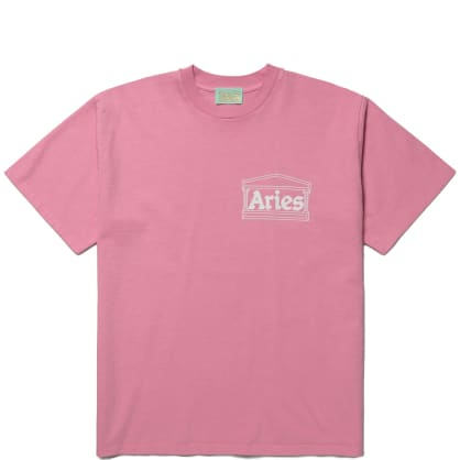 Aries Temple T-Shirt - Pink
