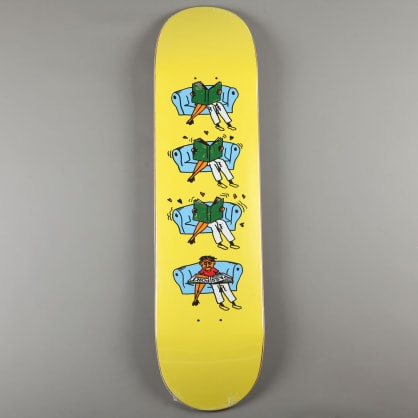 "PassPort 'What U Thought - Legs' 8"" Deck"
