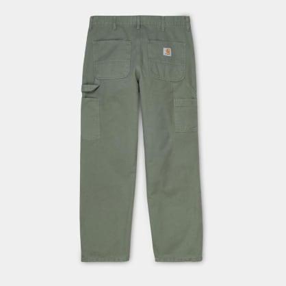 Carhartt WIP Single Knee Pant Green