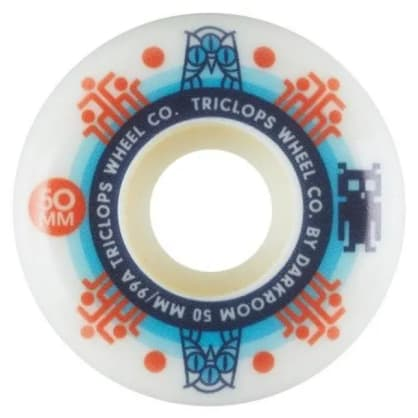 Darkroom Triclops Segment Skateboards Wheels 99A - 50mm