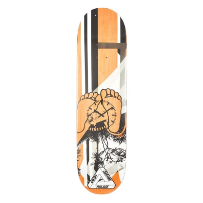 "Palace Skateboards Chewy S17 8.375"" Skateboard Deck"