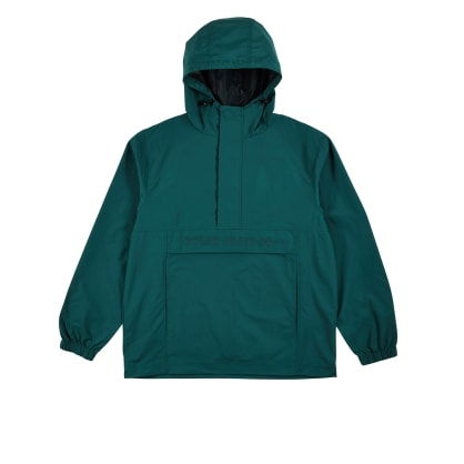 Polar Skate Co Anorak Jacket - Emerald