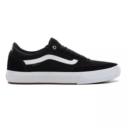 Vans Gilbert Crockett 2 Pro Shoes Black/True White