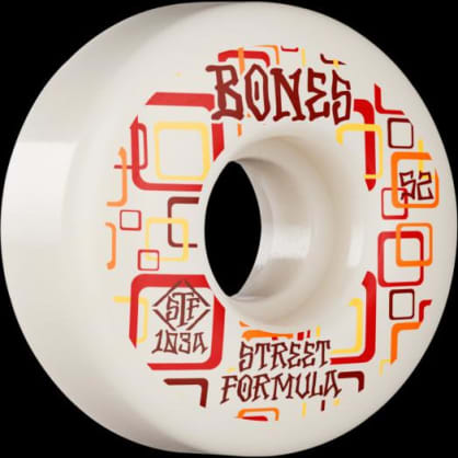 Bones Retros STF 103A V3 Slims 52mm