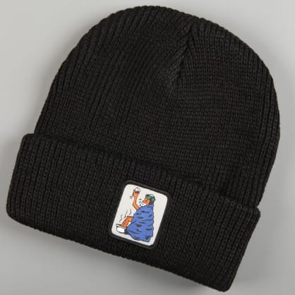 PassPort 'Cold Out' Beanie (Black)