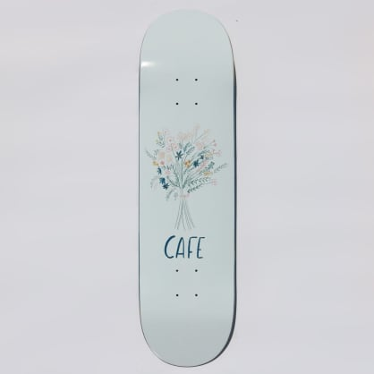 Skateboard Cafe Bouquet Skateboard Deck - 8.25""