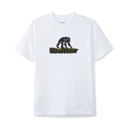 Butter Goods Primate T-Shirt - White