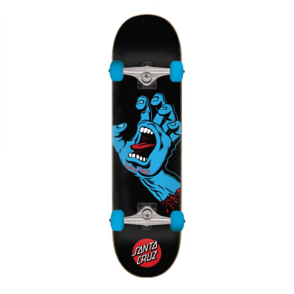 Santa Cruz Screaming Hand Complete Skateboard - 8.0""