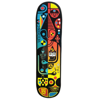 "Darkroom Skateboards - Mysterio Deck 8"" Wide"