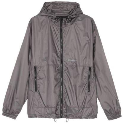 Stussy Tech Ripstop Jacket Grey
