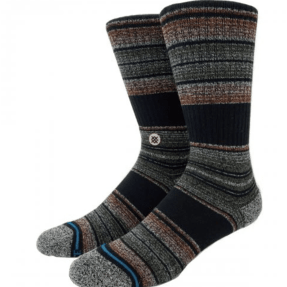 STANCE JAMES TIMMY SOCK - BLACK