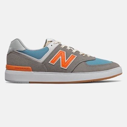 New Balance All Coasts 574 Grey/Orange