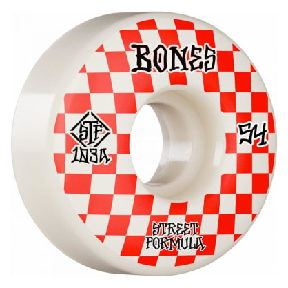 BONES - Patterns STF V3 Slims Wheels 54mm