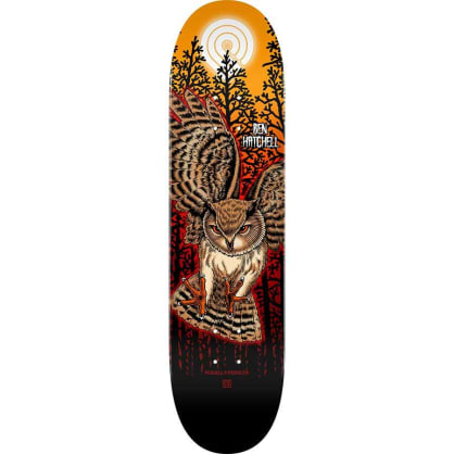 Powell Peralta Ben Hatchell Owl 2 Deck 8.5""
