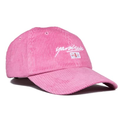 Yardsale - Commonwealth Cap - Pink Cord