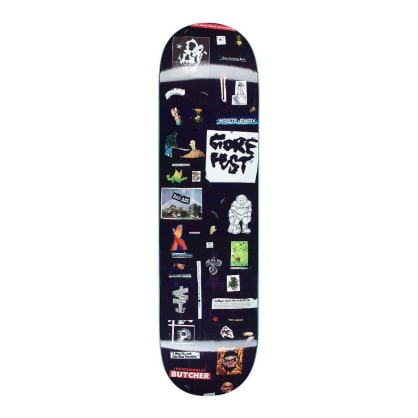 """Hockey Summoned Bed Kadow Skateboard Deck - 8.25"""""""